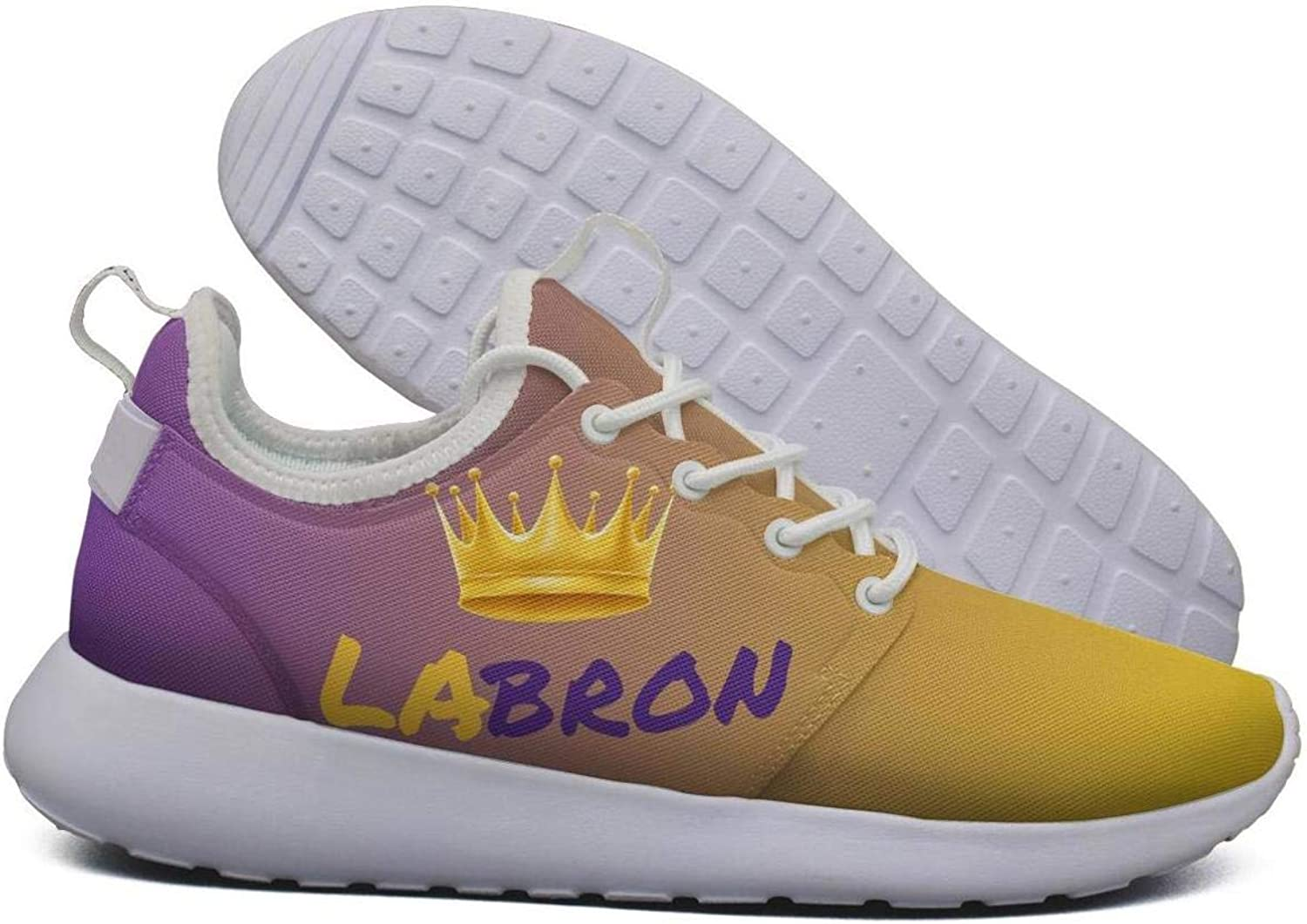 Womens Roshe Two Lightweight labron-gold-Crown Coll Road Running mesh shoes