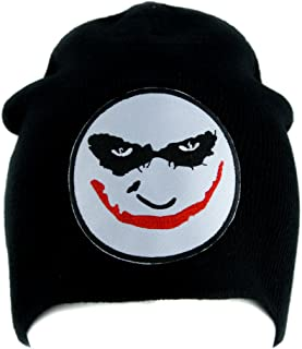The Joker Heath Ledger Beanie Alternative Style Clothing Knit Cap Batman  Dark Knight 56190fdc6ae4