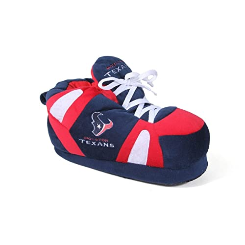 cc6c1108 Happy Feet & Comfy Feet - Officially Licensed Mens and Womens NFL Sneaker  Slippers
