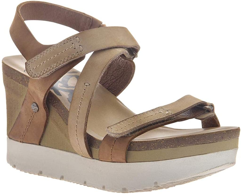 OTBT Women's Some reservation Max 76% OFF Wavey Wedge Sandals