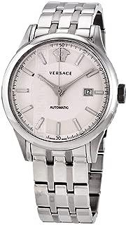 Aiakos Automatic White Dial Men's Watch VE1E00319