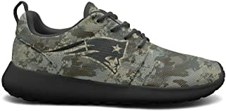 Mens Roshe One Lightweight Military Camo Cute Mesh Cross-Trainer Running Sneakers Shoes