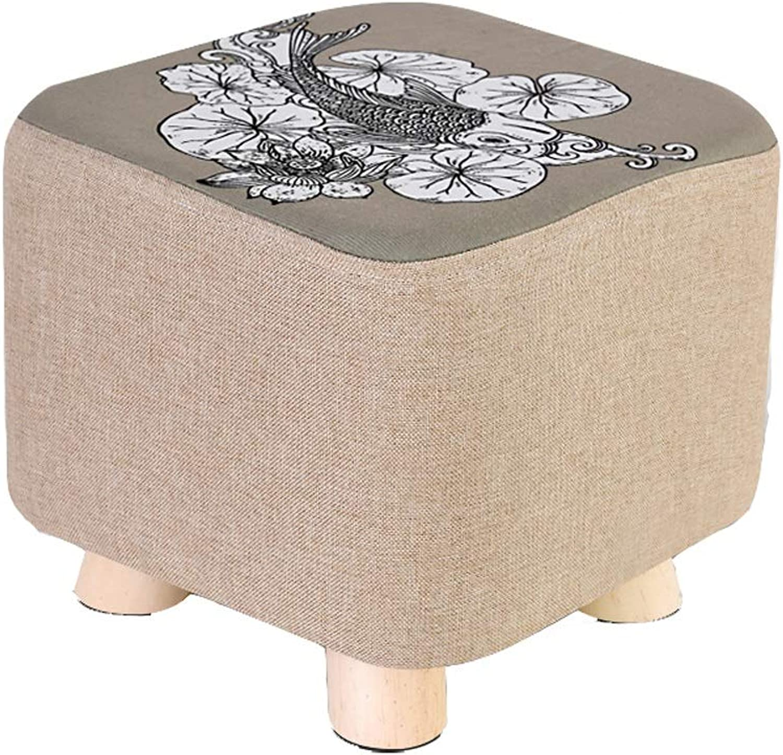 MKKJD Sofa Bench Footstool Living Room Bedroom Tatami (color   C)