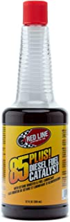 Red Line 70802 85 Plus Diesel Fuel Additive Treatment - 12 Ounce, (Pack of 4)