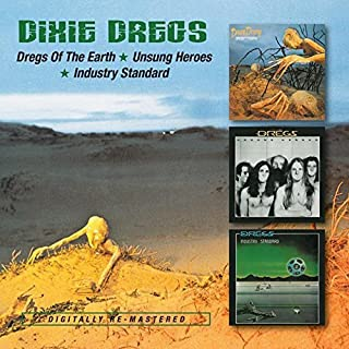 Dregs of the Earth Unsung Heroes Industry Standard