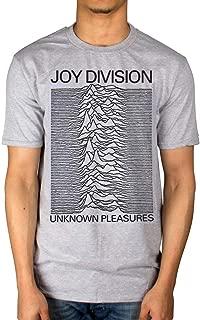 Official Joy Division Unknown Pleasures T-Shirt