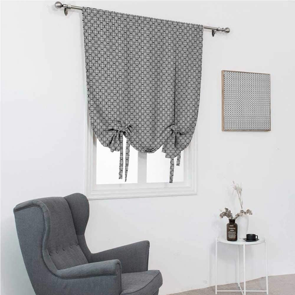 Blackout Curtains for Bedroom Balloon Translated Max 42% OFF Vintage Window Shades