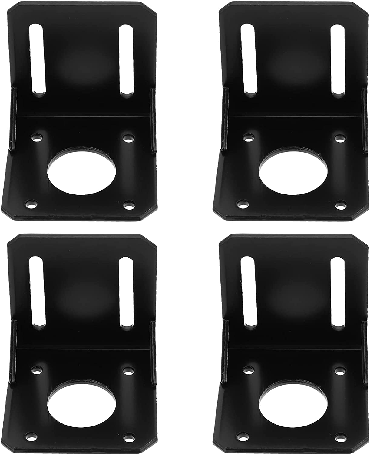 Durable Tool 4pcs Practical Stepper OFFicial store 3D Pri Motor Mounted Bracket Animer and price revision