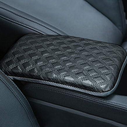 Schwarz Armlehne Handschuhablage Aufbewahrungsbox f/ür 2016 2017 Ford Everest Duk3ichton Ablage f/ür Auto-Mittelkonsole