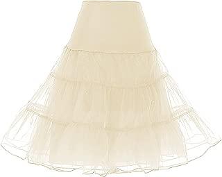 plus size vintage petticoat