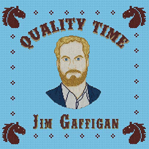 Jim Gaffigan: Quality Time audiobook cover art