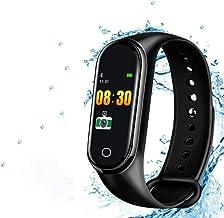 Sport Fitness Stappenteller Slimme armband Bloeddrukpolsbandje Stappenteller Smartband Heren Dameshorloge