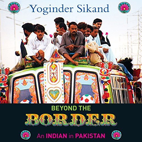 Beyond the Border cover art