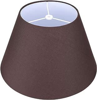 brown table lamp shades