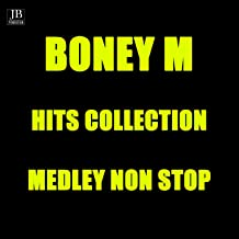 Boney M Medley: I See a Boat on the River / Felicidad / Rivers of Babylon / Rasputin / King of the Road / Heart of Gold / No Woman No Cry / We Kill the World / Bahama Mama / I'm Born Again / Daddy Cool / Gotta Go Home / Hooray, Hooray / Ma Baker / Belfast