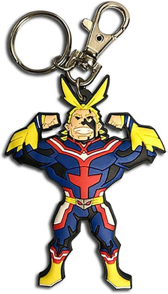 My Hero Academia Anime SD All Might PVC Keychain