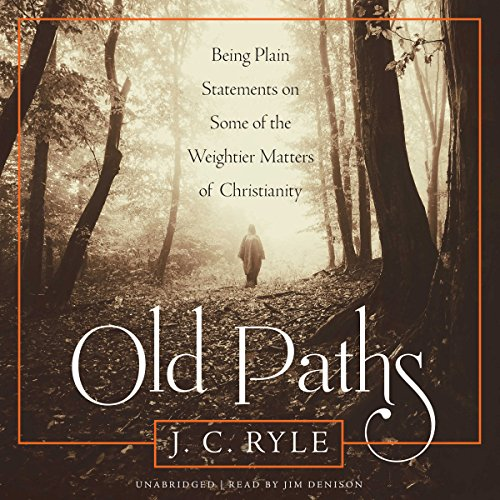 Couverture de Old Paths