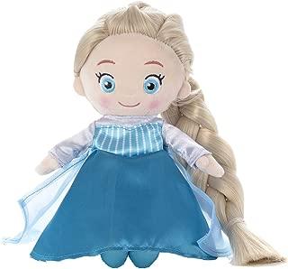 ディズニーキャラクター マイフレンドプリンセス ヘアメイクプラッシュドール アナと雪の女王 エルサ 高さ約22cm