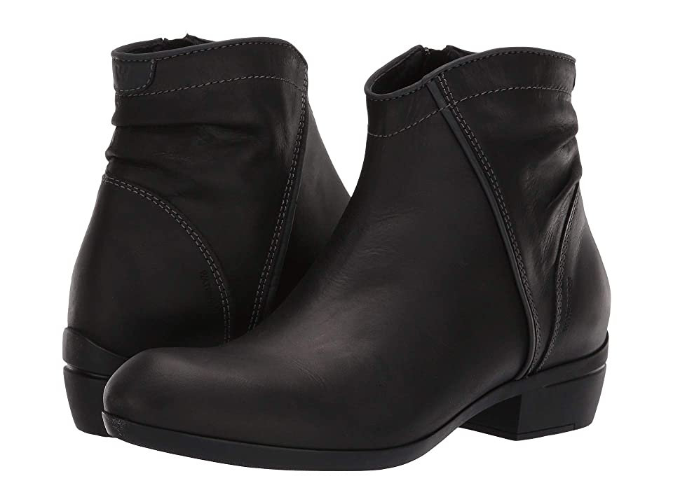Wolky Winchester WP (Black) Women
