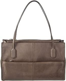 Vintage Friar Top-Handle Shoulder Bag, Granite
