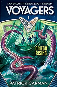 Omega Rising 0385386648 Book Cover