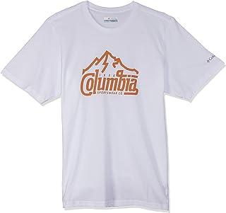 Columbia mens Path Lake Graphic Tee II T-Shirt