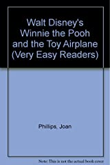Walt Disney's Winnie the Pooh and the Toy Airplane (Very Easy Readers) Hardcover
