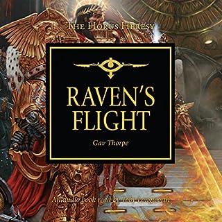 Raven's Flight cover art