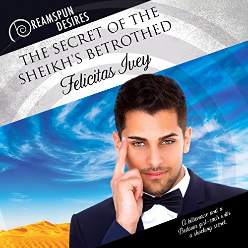 The Secret of the Sheikh's Betrothed audiobook cover art