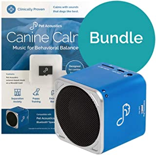 Pet Tunes Bundle: Pet Tunes for Dogs & Canine Extra Calming Music
