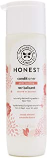 The Honest Company Gently Nourishing Sweet Almond Conditioner | Hypoallergenic & Dermatologist Tested | Gentle for Babies ...
