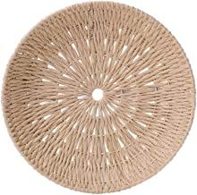 Pan Emirates Small Rope Tray, Beige - 34 x 6 cm