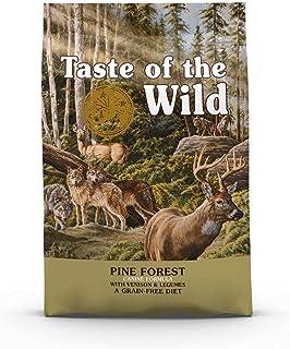 Taste of the Wild Pine Forest Venison, 12.2 kg