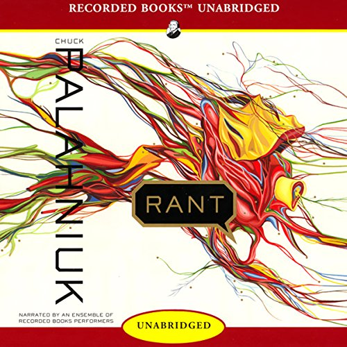 Rant audiobook cover art