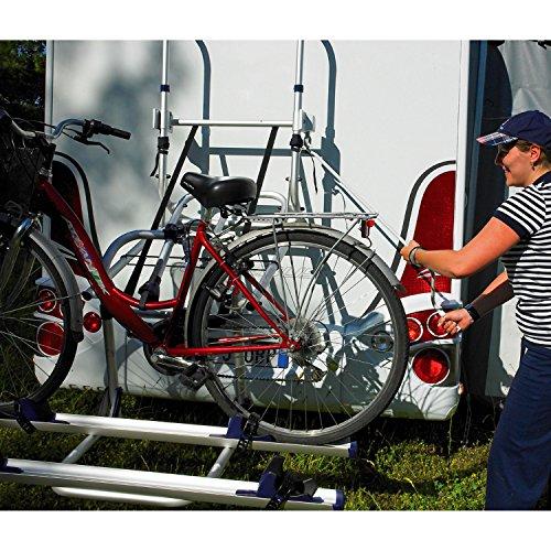 Thule fietsendrager lift handmatig