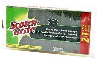 scotch brite heavy duty 3PCS