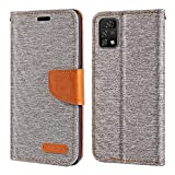 Umidigi A11 Pro Max Case, Oxford Leather Wallet Case with