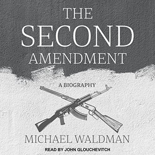 The Second Amendment audiobook cover art