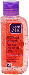 Clean & Clear Morning Energy Face wash Brightening Berry 100 ml