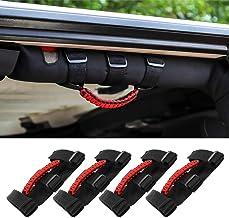 4X Universal Roll Bar Cages Grab Handle Hold For UTV Jeep Wrangler YJ TJ JK JKU