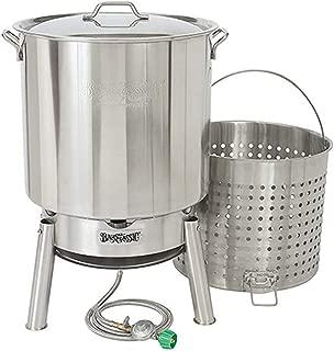commercial crawfish boiler