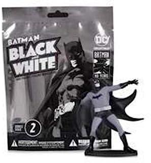Batman Black & White Blind Bag Mini Figures Wave 2 18Piece Case