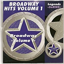 LEGENDS Karaoke CDG BROADWAY SHOWSONGS Vol.1 Show Tunes cd
