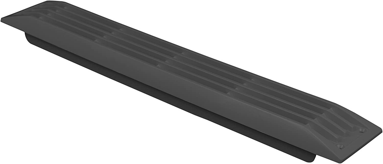 Attwood 1494A5 Louvered Marine Plastic Venturi Vent Black FASTSHIP