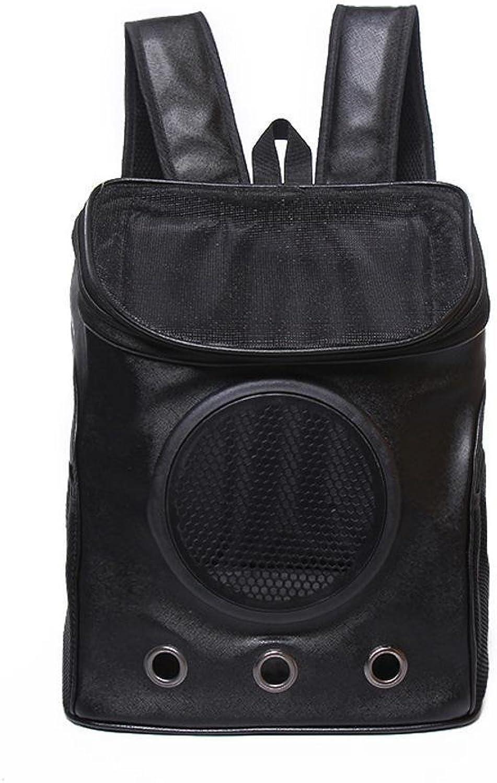 Dixinla Pet Carrier Backpack Space capsule Backpack Double shoulder Bag