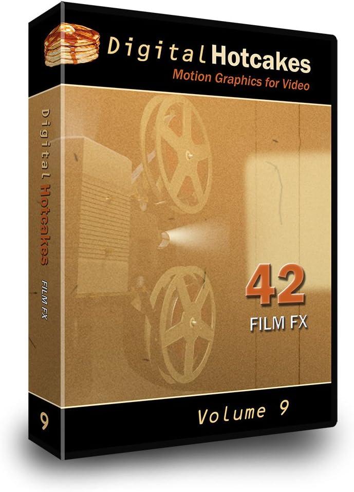 Popular popular Digital Hotcakes Vol HD 9 Rare FilmFX