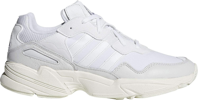 Adidas skor Men skor YUNG -96 i vit Fabric F97176