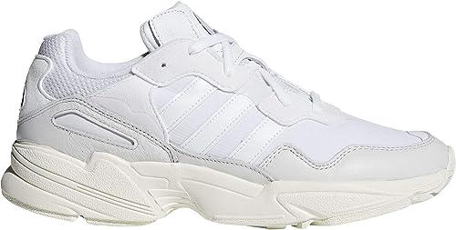 Adidas Adidas Chaussures de Sport pour Hommes YUNG-96 en Tissu Blanc F97176  service de première classe