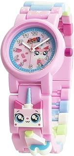 lego clock watch