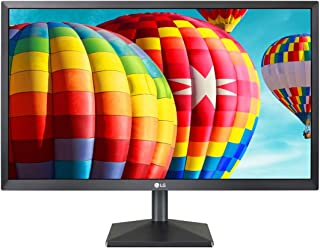 LG 24MK430H-B 24 Inch FHD IPS Monitor, 5ms (GTG), HDMI, D-Sub, Radeon FreeSync, Split Screen, Black